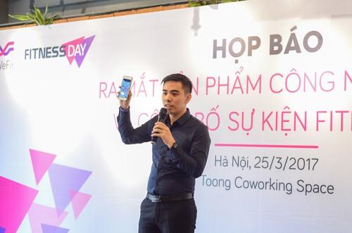 Nguyễn Khôi - CEO & Founder ứng dụng WeFit.