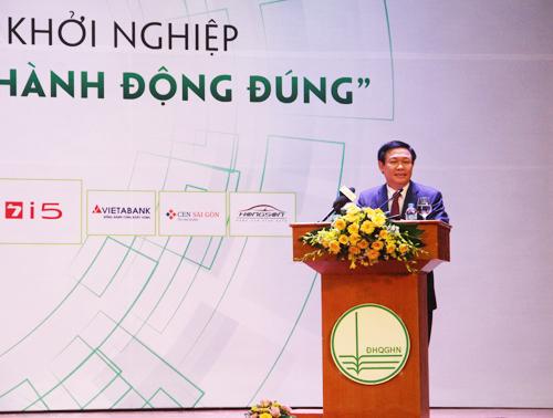 Phó Thủ tướng Vương Đình Huệ.