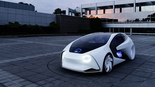 Một trong mục đích của quỹ là phát triển công nghệ cho dòng xe tự lái sắp ra mắt. Ảnh: Motorburn.