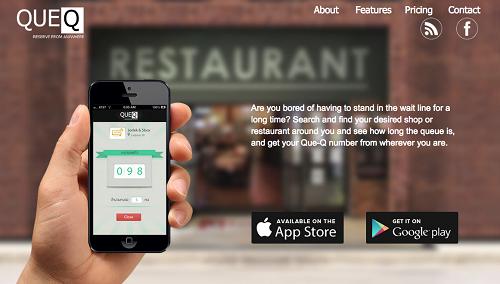 Startup Thái Lan giúp tiết kiệm thời gian chờ xếp hàng