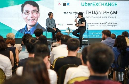 CTO Uber Thuận Phạm: 'Chính Phủ Không Nhất Thiết Rót Vốn Cho Startup'