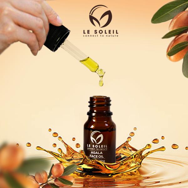 Le Soleil - chăm sóc sắc đẹp từ thiên nhiên