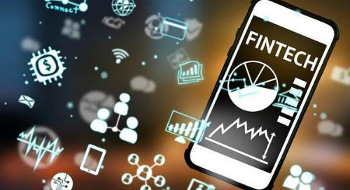Fintech là giải pháp của các tổ chức tài chính. Ảnh: Internet.