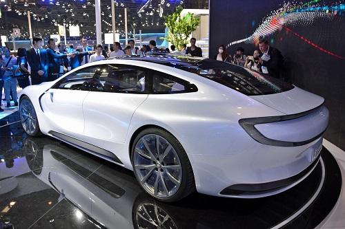 Từng được cho là đối thủ cạnh tranh với thương hiệu Tesla, giờ thì startup xe điện LeEco đứng trên bờ vực phá sản.