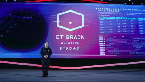 ET Aviation Brain sử dụng Ai làm giảm đỗ trễ giờ của các chuyến bay. Ảnh: e27.