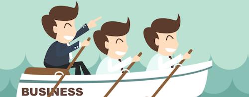 Cộng sự là yếu tố quyết định thành công của startup.