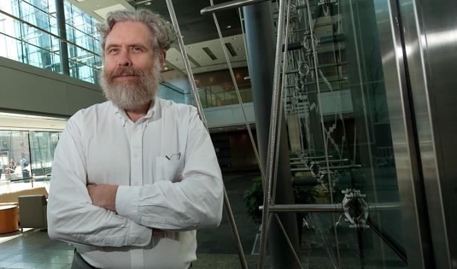 Giáo sư MIT Geogre Church là một trong những nhà tiên phong lĩnh vực sắp xếp, quản lý gene con người. Ảnh: Gettyimage
