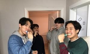 Startup 'Cuộc sống bình dị Seoul' của bốn chàng trai xứ Hàn