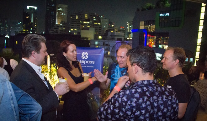 Startup Việt WisePass chinh phục thị trường Thái Lan