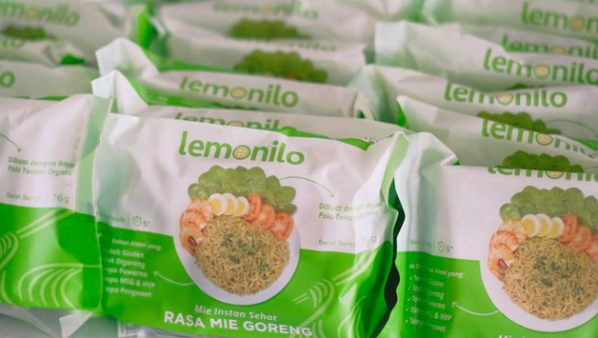 Startup Indonesia sản xuất mỳ ăn liền có lợi cho sức khỏe
