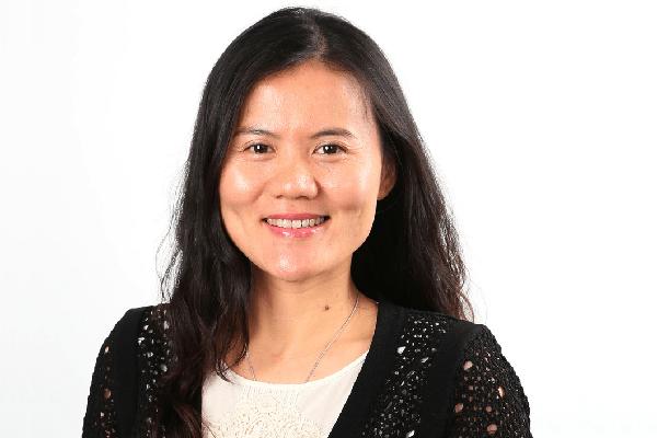 Bà Lucy Peng, giám đốc điều hành mới của Lazada. Ảnh: Alibaba.