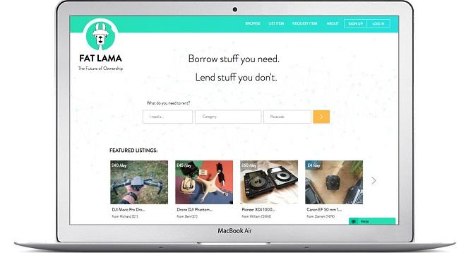 Startup kết hợp sử dụng nhiều công nghệ quản trị rủi ro và mua bảo hiểm cho các món đồ.