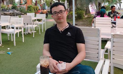 Phan Bá Mạnh - CEO ứng dụng Anvui.