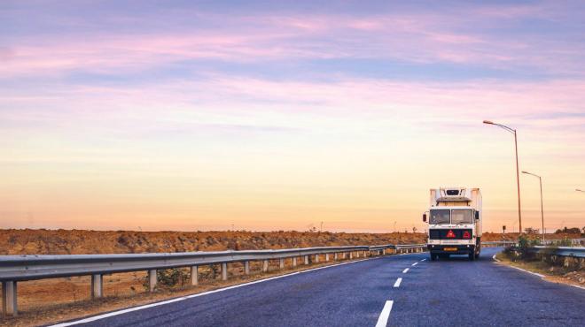 Rivigo đã giúp việc vận chuyển hàng hóa tại Ấn Độ trở nên nhanh hơn. Ảnh: Rivigo