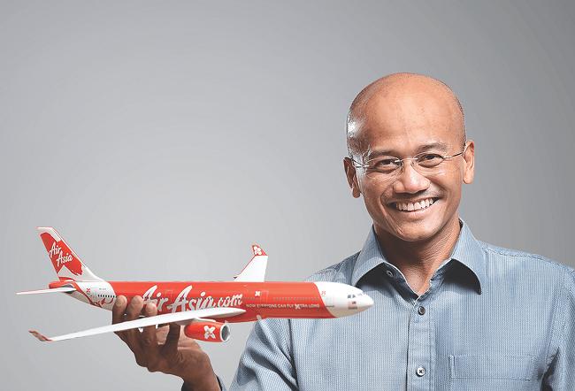Rani từng là CEO hãng hàng không AirAsia X.