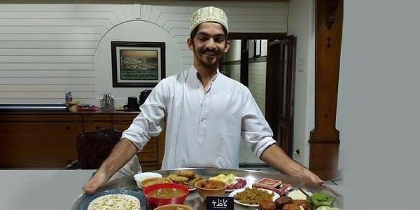 Munaf bỏ việc lương cao tại Google và ra thành lập startup về đồ ăn.