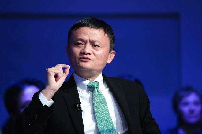 Jack Ma từng khởi nghiệp với công ty dịch thuật trước khi tạo nên đế chế Alibaba. Ảnh: Bloomberg.