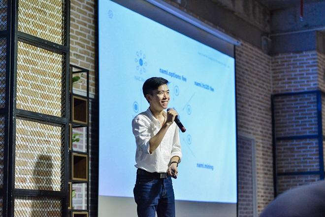 CEO Nami - Giáp Văn Đại