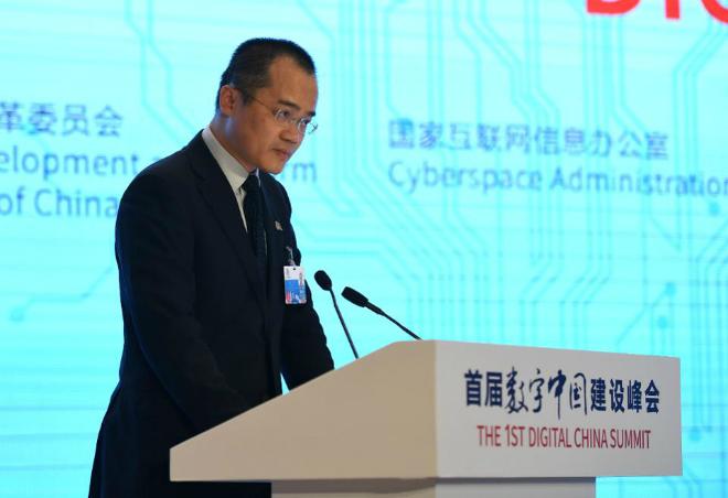 Wang Xing, sáng lập và CEO của Meituan Dianping. Ảnh: Forbes