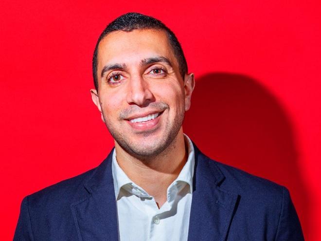 CEO Tinder khởi nghiệp từ khi là sinh viên năm nhất.