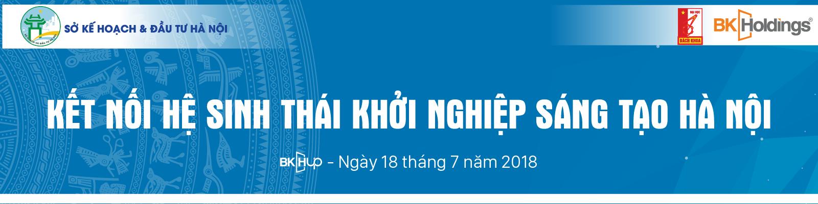 Hội thảo Kết nối hệ sinh thái khởi nghiệp sáng tạo Hà Nội