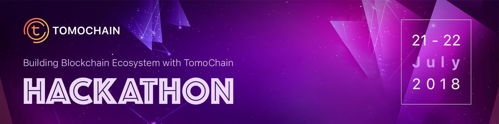 TomoChain Hackathon