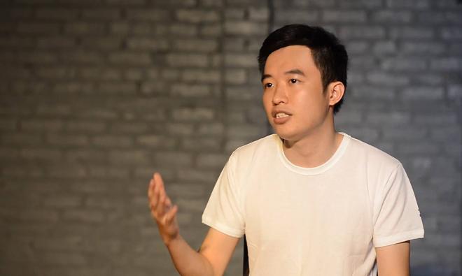 CEO Nguyễn Huy Hoàng của Alobase.