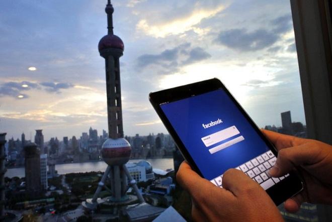 Facebook được mở khóa vào thị trường Trung Quốc kể từ khi bị cấm vào năm 2009.