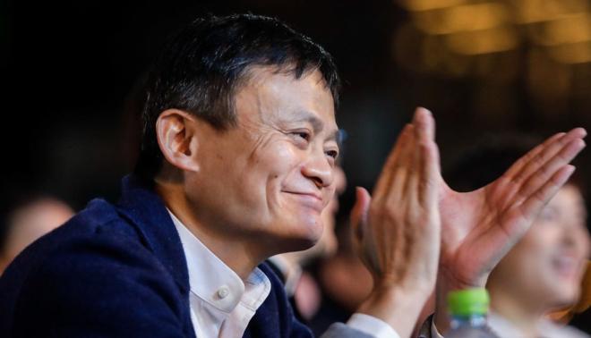 Jack Ma cho rằng người thành công có sự lười nhát đầy tự tôn. Ảnh: CNBC.