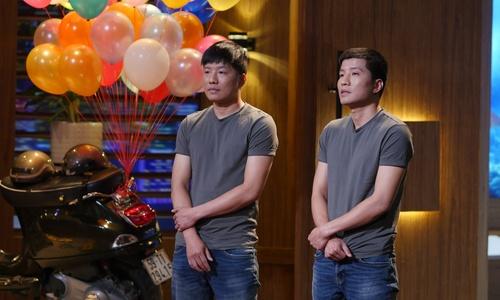 Startup của anh em sinh đôi người Việt nhận ưu đãi kép từ Shark Tank