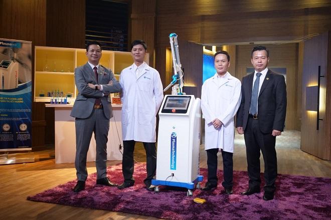 Thương vụ đầu tư thành công với khoản rót vốn từ Shark Hưng và Shark Việt.