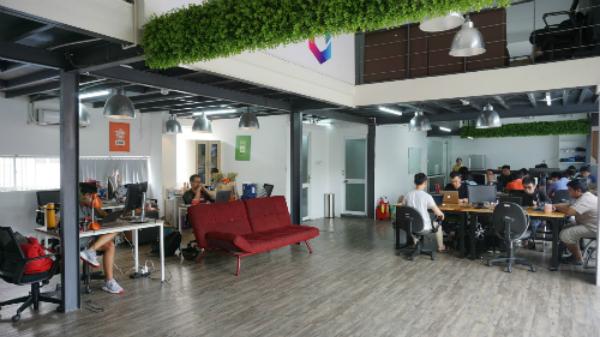Văn phòng làm việc của Uiza