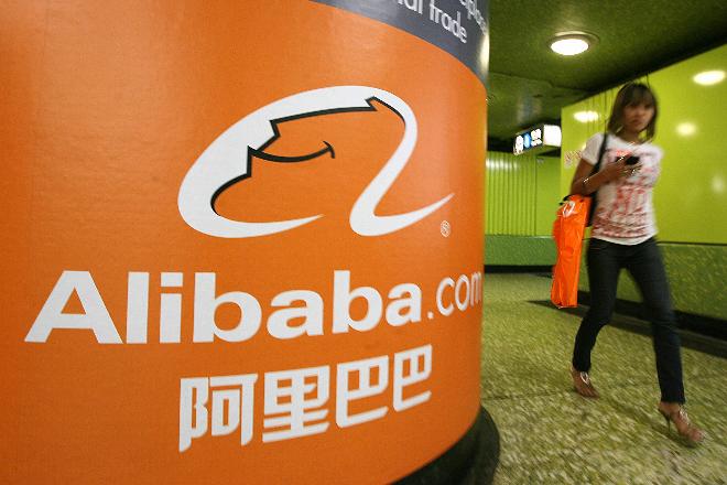 Alibaba là một trong những công ty tích cực đầu tư cho các startup nhất tại Trung Quốc. Ảnh: Getty Images.