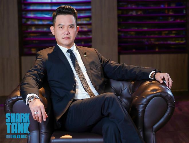 Ông Đặng Hồng Anh- PhóChủtịch Tập đoàn TTC sẽ tham gia chương trình Shark Tank Việt Nam - Thương vụ bạc tỷ từ tập 12. Ảnh: Shark Tank Việt Nam