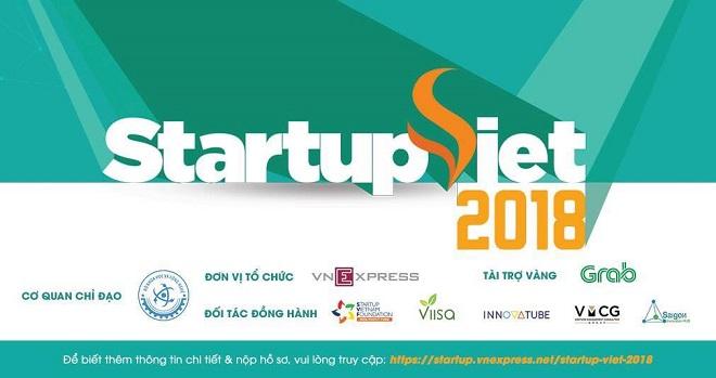 Startup Việt 2018 nhận hồ sơ tham dự từ 5/9 đến 5/10. Tham khảo tại đây https://startup.vnexpress.net/startup-viet-2018.
