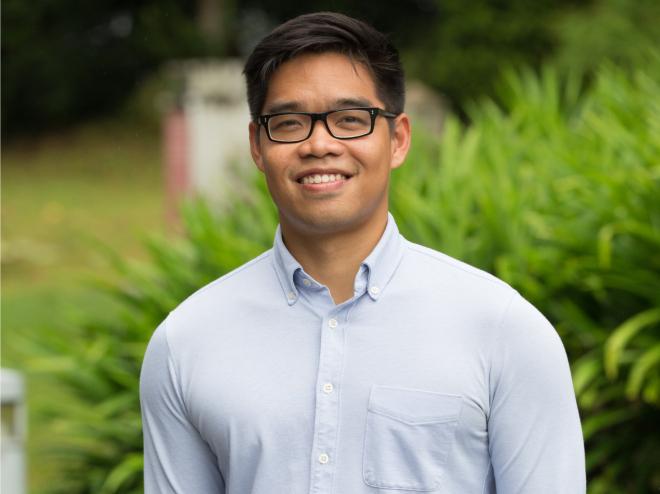 Tống Nhật Dương nằm trong danh sách 30 Under 30 của Forbes châu Á năm nay. Ảnh: NVCC.