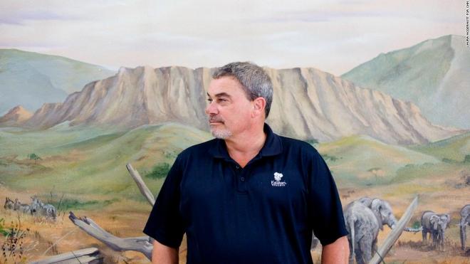 Todd Nelson, ông chủ khu tổ hợp nghỉ dưỡng Kalahari; Ảnh: CNN