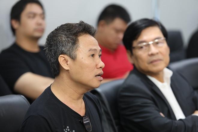 Anh Nguyễn Trung Khánh - sáng lập kiêm Giám đốc công ty Gần Nhà.