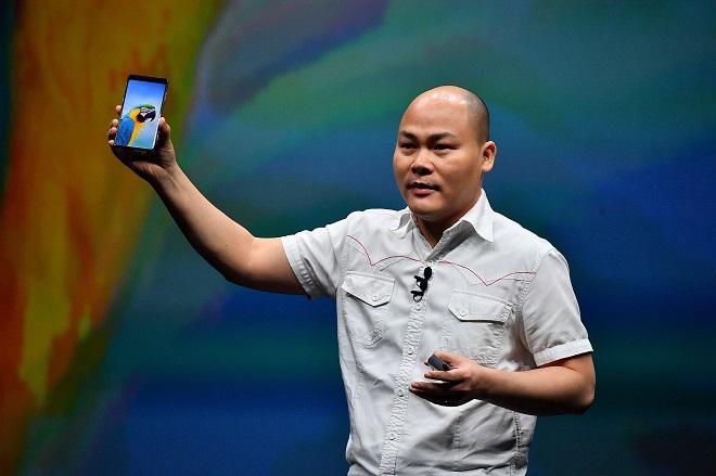 Bkav muốn trở thành một Apple, Sam Sung của Việt Nam