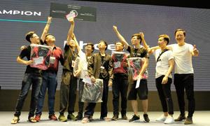 Sinh viên Việt tham dự cuộc thi blockchain quốc tế tại Phần Lan