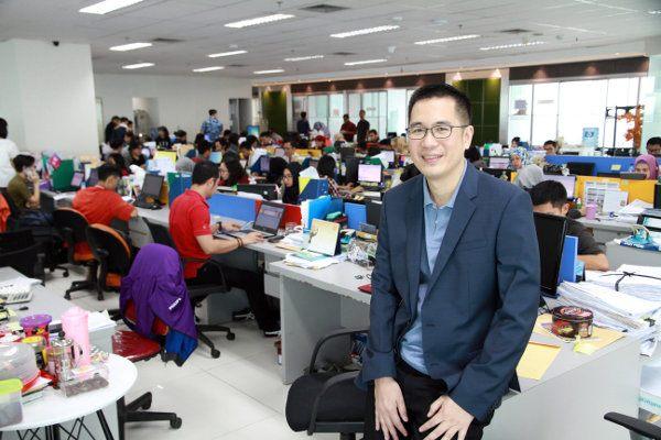 Roby Tan thành công khi thấy được nhu cầu thật sự của thị trường bằng một giải pháp đơn giản.