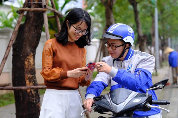FastGo vận hành dịch vụ xe ôm công nghệ