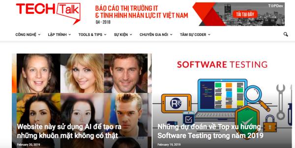 TopDev - Việc làm IT cho Top Developers
