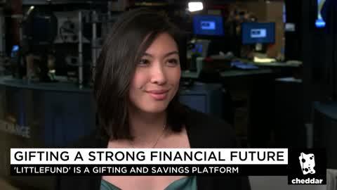 Mimi Chan trả lời phỏng vấn về nền tảng tặng quà và tiết kiệm Littlefund.
