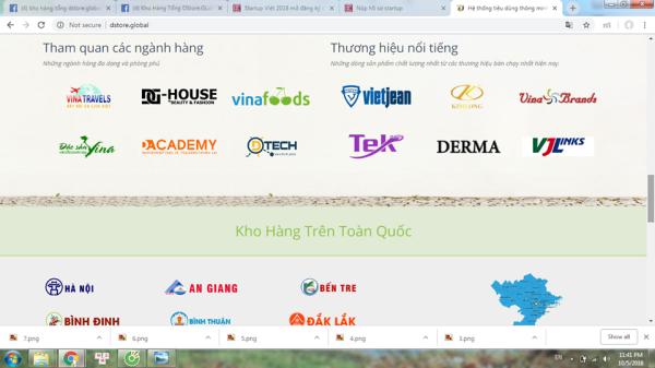 Công ty TNHH KHO HÀNG TỔNG DSTORE
