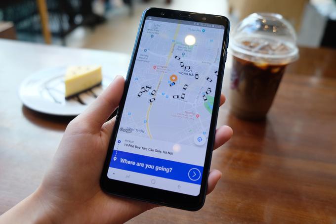 FastGo ra mắt tại thị trường Singapore