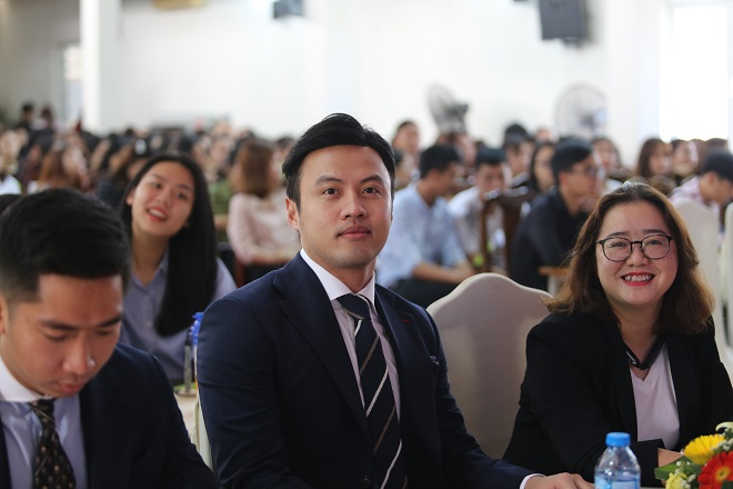 Shark Lê Đăng Khoa, Giám khảo cuộc thi.