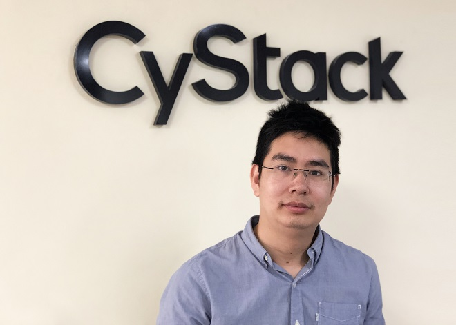 CEO Cystack Nguyễn Hữu Trung.