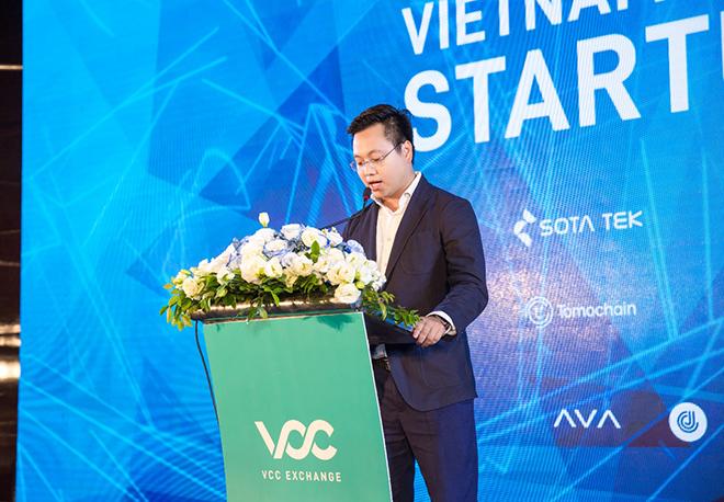 Ông Trần Quang Hưng - cố vấn dự án Startupcity.vn chia sẻ về khung pháp lý dành cho blockchain startup