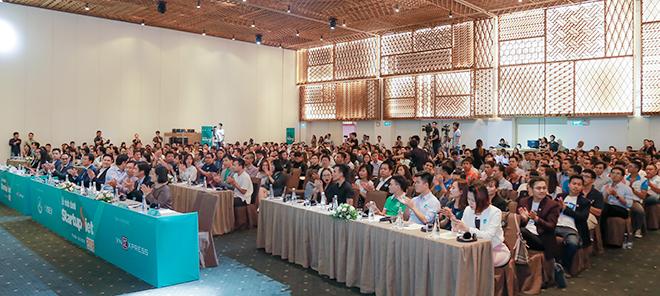 Chương trình bình chọn Startup Việt 2018 đã thu hút hơn 400 đội tham gia với nhiều ý tưởng mới mẻ, mang tính thực tiễn cao.